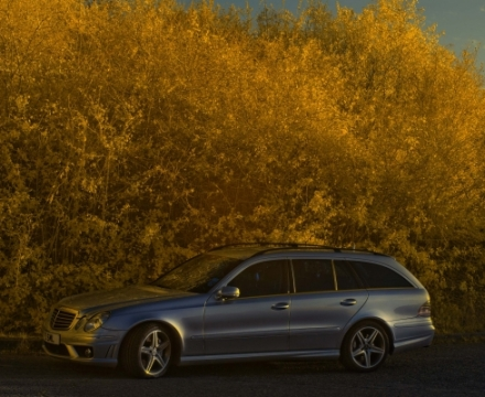 Mercedes - Nikon D200 IR (590nm) - Neil Himsworth ACS Technician