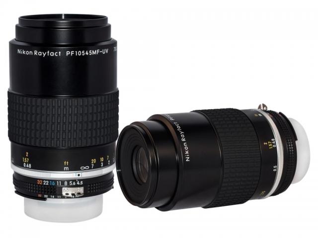 Nikon Rayfact UV Lens
