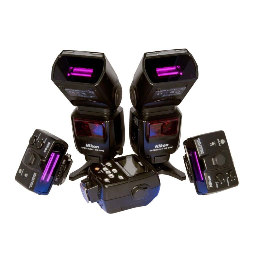 UV Flash Conversion, Nikon R1C1 conversion, Nikon SB-5000 conversion, Nikon Flash Conversion, UV photography, UV reflectance, UV fluorescence, UV lighting
