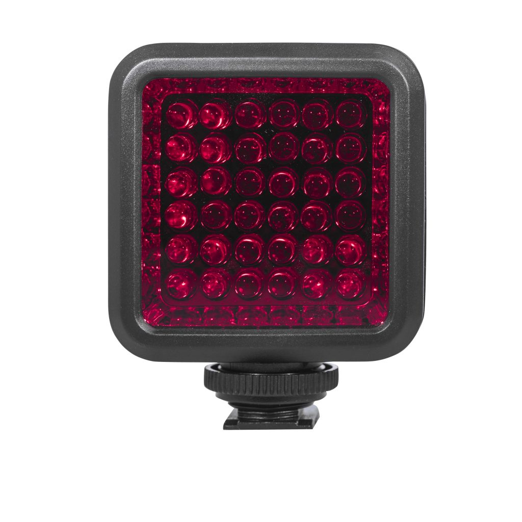 infra-red LED illuminator, IR LED, infra-red LED light, 850nm, 940nm, covert surveillance, forensic